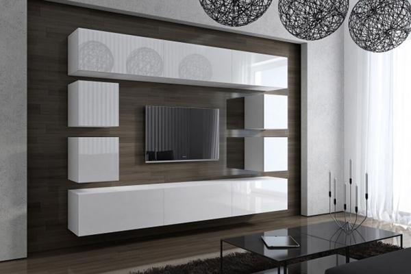 Mueble de Salón Blanco Brillante » BOD » Prime-Home España | Muebles para el Hogar y Oficina | www.prime-home.es