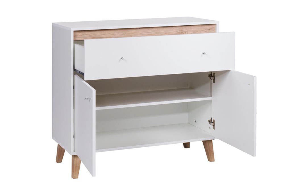 Aparador bajo para sal n oviedo roble muebles para casa y oficina prime home espa a by - Aparador bajo ...