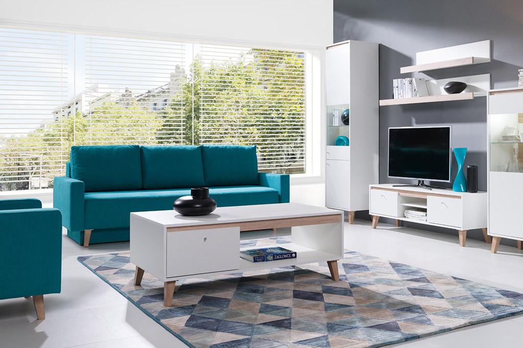 Estante oviedo 100 roble muebles para casa y oficina for Muebles de oficina oviedo