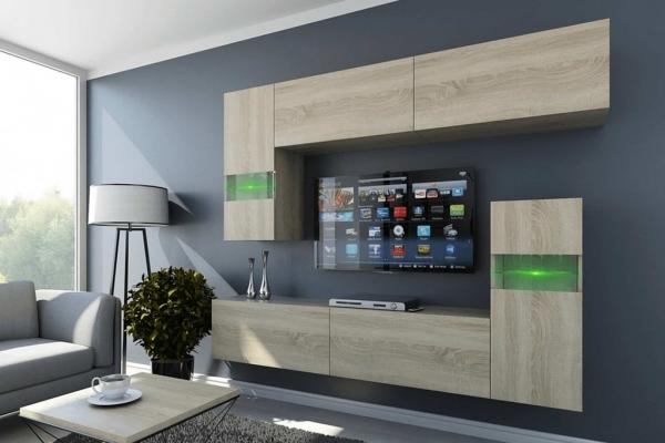 Mueble de salón ENEA sonoma– Prime-Home España | Muebles para el Hogar y Oficina | www.prime-home.es