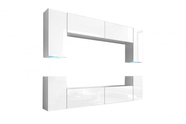 Mueble de Salón Berg – Blanco Mate • Prime-Home España   Muebles